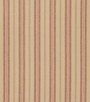 "French General Multi-Purpose Decor Fabric 54""-Bountiful/Rural Red"
