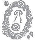 Spellbinders Shapeabilities Flower Garden Dies-Dimensional Floral Panel
