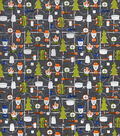 Snuggle Flannel Fabric-Camping Supplies