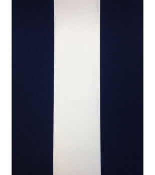 "Outdoor Fabric 54""-Baja Stripe Navy"