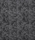 Keepsake Calico Cotton Fabric-Scratched Bias Black