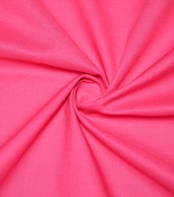 "Premium Cotton Fabric 44""-Gisele Pink"