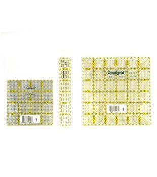 Omnigrid Ruler Set-Squares