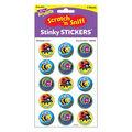 Bug Buddies-Orchard Stinky Stickers 6 Packs
