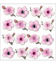 Jolee's Mini Repeats Stickers-Cherry Blossom, , hi-res