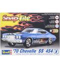 Revell Plastic Model Kit-\u002770 Chevelle SS454 1:25