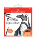 Faber-Castell Do Art Drawing & Sketching Art Kit