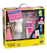 Creativity for Kids Kit Fashion Design Studio, , hi-res