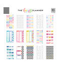 The Happy Planner 1372 Stickers-Household