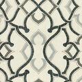 P/K Lifestyles Upholstery Fabric 54\u0027\u0027-Noir Linked SD
