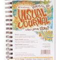 Strathmore Visual Journal Bristol Smooth 5.5\u0022X8\u0022-28 Sheets