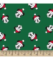 Disney Mickey Mouse Knit Fabric-Santa Toss, , hi-res