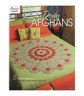 Doily Afghans Book