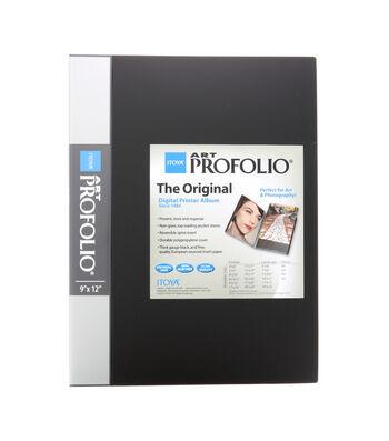 Itoya The Original Art ProFolio 9''x12'' Storage/Display Book
