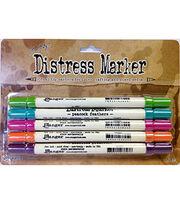 Tim HoltzDistress Marker 5 pack - Marketplace, , hi-res