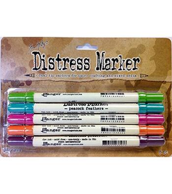 Tim HoltzDistress Marker 5 pack - Marketplace