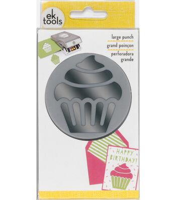 EK Tools Large Punch-Cupcake