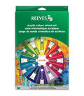 Reeves Acrylic Colour Wheel Set