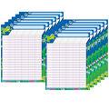 Frogs Incentive Chart, 17\u0022 x 22\u0022, Pack of 12