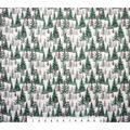 Super Snuggle Flannel Fabric-Evergreens