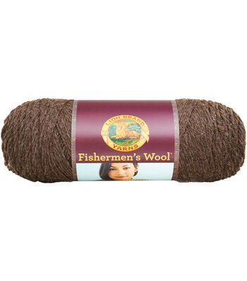 Lion Brand Fishermen's Wool Yarn