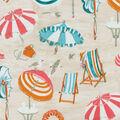 PKL Studio Outdoor Fabric-Beach Daze Peachtini