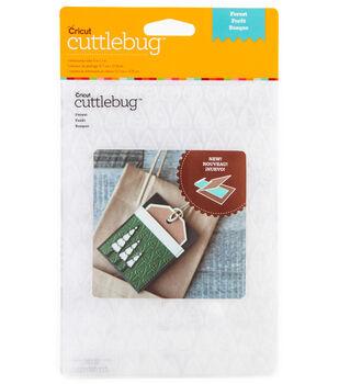 Cuttlebug Emboss 5x7 Kitchen Weave