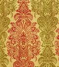 Home Decor 8\u0022x8\u0022 Fabric Swatch-Waverly Fresco Finale Rosso