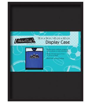 MCS Industries Collector's Museum Display Case 18''x24''-Black