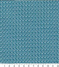 Quilter\u0027s Showcase Cotton Quilt Fabric -Triangles Teal