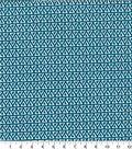 Quilter\u0027s Showcase Cotton Quilt Fabric 44\u0022-Triangles Teal
