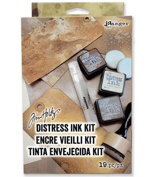 Tim Holtz Distress 19 Pack Ink Kit