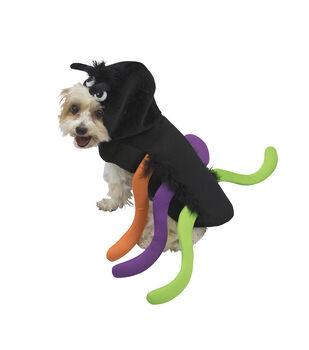 Maker's Halloween Pet Costume-Spider Small