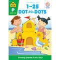 Schoolzone Workbooks-1-25 Dot To Dots
