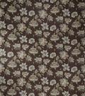 Home Decor 8\u0022x8\u0022 Fabric Swatch-SMC Designs Autograph Truffle