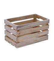 Fab Lab Small Wood Crate, , hi-res