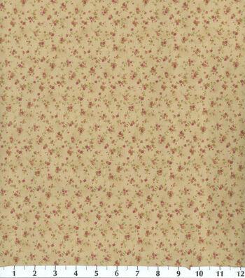 """Premium Cotton Fabric 44""""-Parfait"""