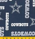 Dallas Cowboys Tablecloth Vinyl Fabric-Logo