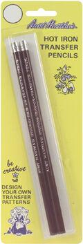 Hot Iron Transfer Pencils-2/Pkg