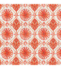 Dena Home Lightweight Decor Fabric 54\u0022-Wonderstruck/Papaya
