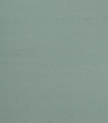 Eaton Square Lightweight Decor Fabric-Douppioni Silk /Seaspray