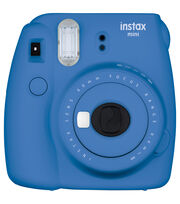 Fujifilm Instax Mini 8 Instant Camera, Blue, , hi-res