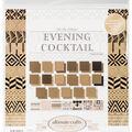 Ultimate Crafts The Ritz 24-sheet 12\u0027\u0027x12\u0027\u0027 Paper Pad-Evening Cocktail