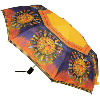 Laurel Burch Compact Umbrella- Harmony Under The Sun