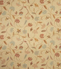 Home Decor 8\u0022x8\u0022 Fabric Swatch-Print Fabric Eaton Square Discs Sand