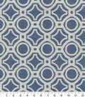 Upholstery Fabric 13x13\u0022 Swatch-Cane Indigo