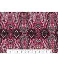 Maker\u0027s Holiday Cotton Fabric 43\u0022-Medallions and Paisleys