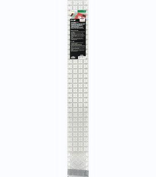"""Omnigrid OmniEdge Non-Slip Quilter's Ruler 4""""x36"""""""