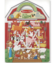 Melissa & Doug Puffy Sticker Playset-On the Farm, , hi-res
