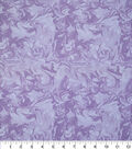 Keepsake Calico Cotton Fabric-Lilac Oil Slick